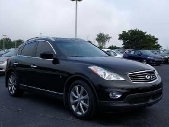 2014 Infiniti QX50 :2 car images available