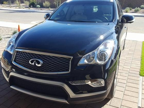 2017 Infiniti QX50 :9 car images available