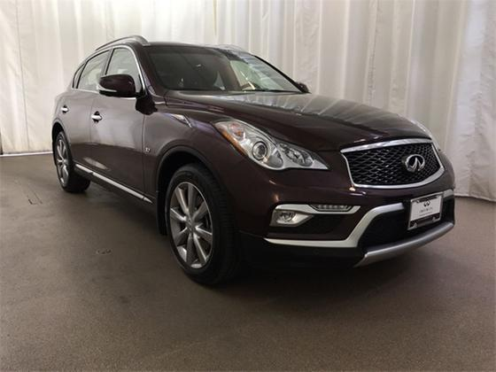 2017 Infiniti QX50 :18 car images available