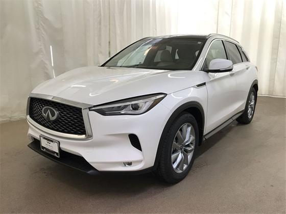 2021 Infiniti QX50 :20 car images available