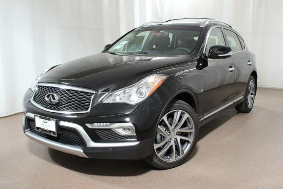 2017 Infiniti QX50 AWD Premium Plus:21 car images available