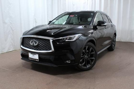 2019 Infiniti QX50 AWD Premium Plus:24 car images available