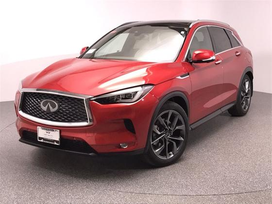 2021 Infiniti QX50 Autograph:24 car images available