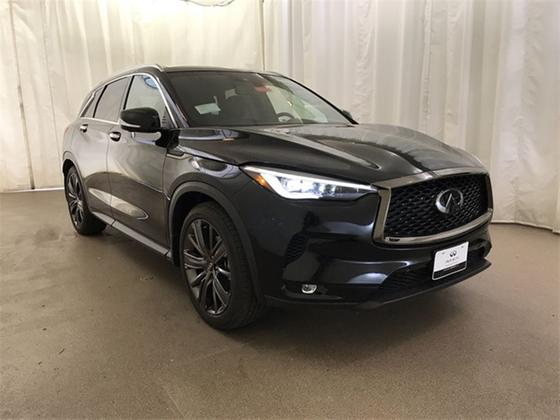 2020 Infiniti QX50 Essential:24 car images available