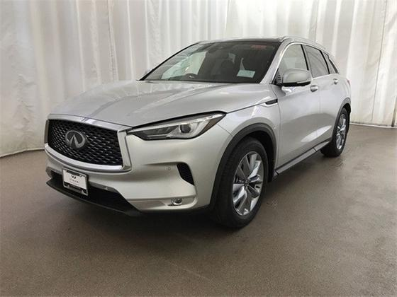 2021 Infiniti QX50 Essential:24 car images available