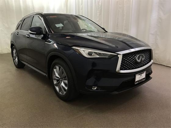 2021 Infiniti QX50 Essential:18 car images available