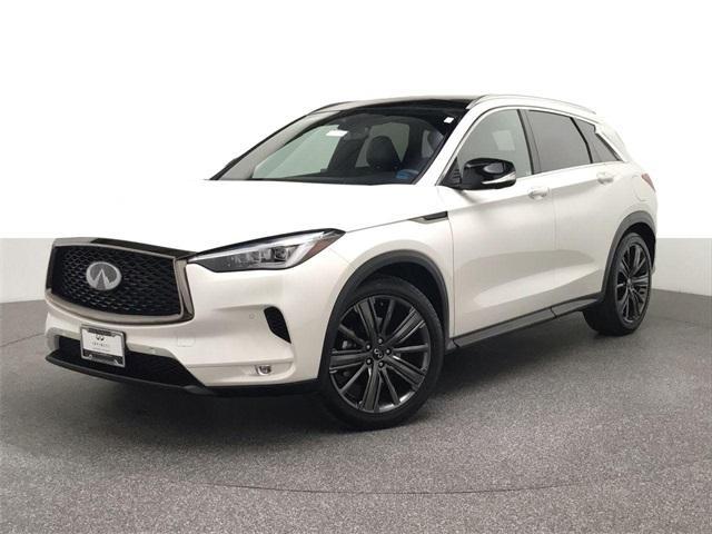 2020 Infiniti QX50 Essential:24 car images available