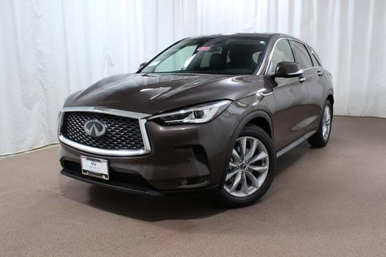 2019 Infiniti QX50 Pure:24 car images available