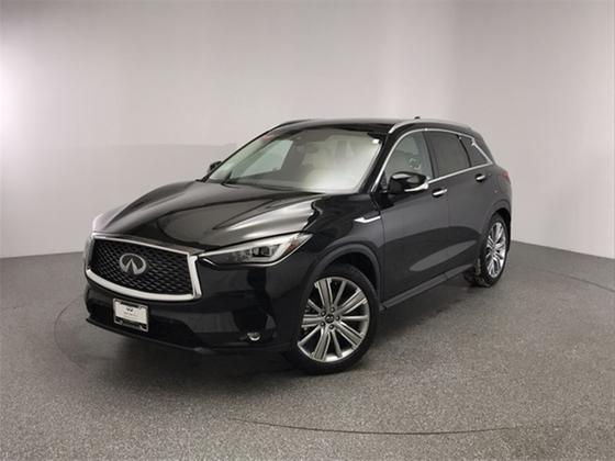 2021 Infiniti QX50 Sensory:24 car images available