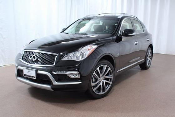 2017 Infiniti QX50 Technology:23 car images available