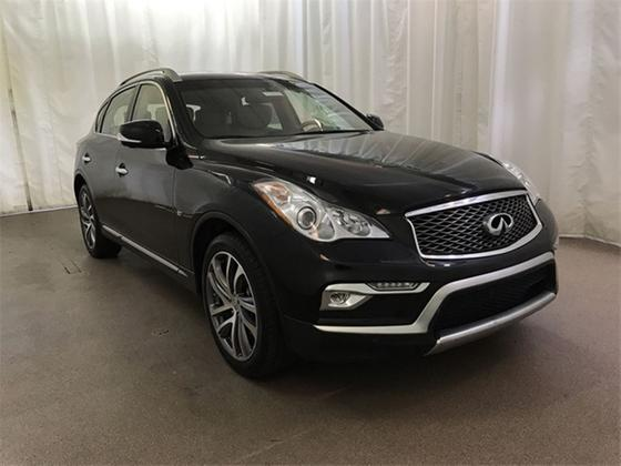 2017 Infiniti QX50 Technology:18 car images available