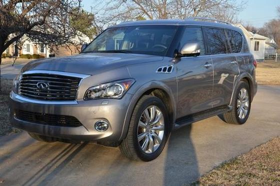 2012 Infiniti QX56 :4 car images available