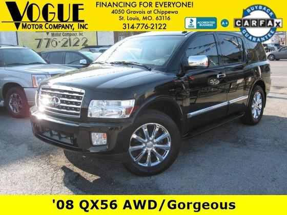 2008 Infiniti QX56 :24 car images available