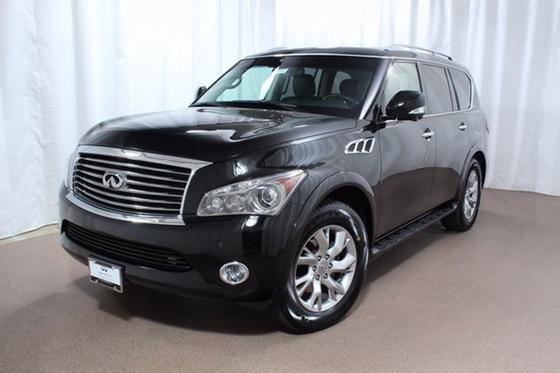 2013 Infiniti QX56 :22 car images available