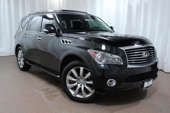 2012 Infiniti QX56 :24 car images available