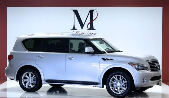 2011 Infiniti QX56 :24 car images available