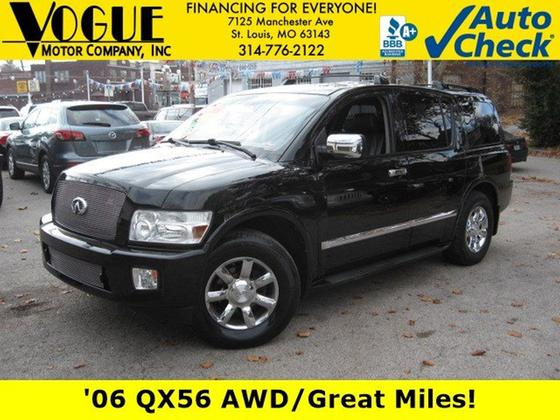 2006 Infiniti QX56 :24 car images available