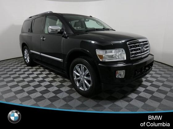 2010 Infiniti QX56 :16 car images available