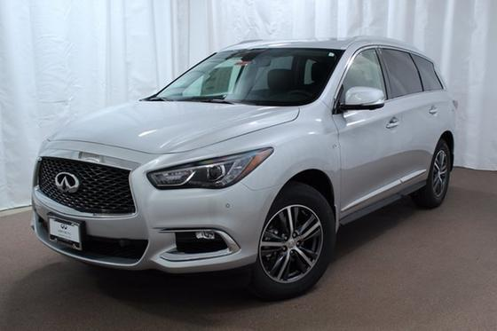 2017 Infiniti QX60 :23 car images available