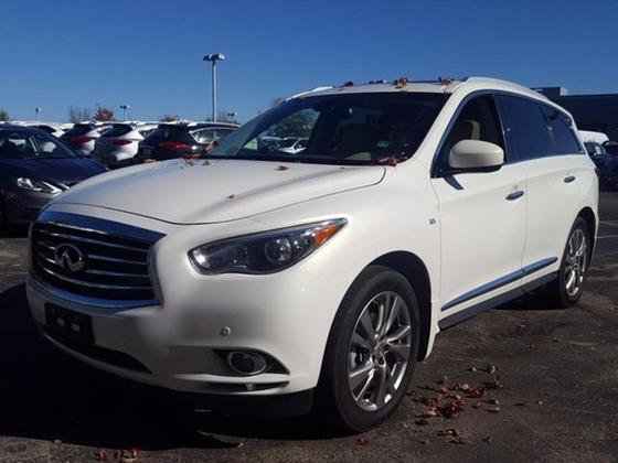 2014 Infiniti QX60 :4 car images available