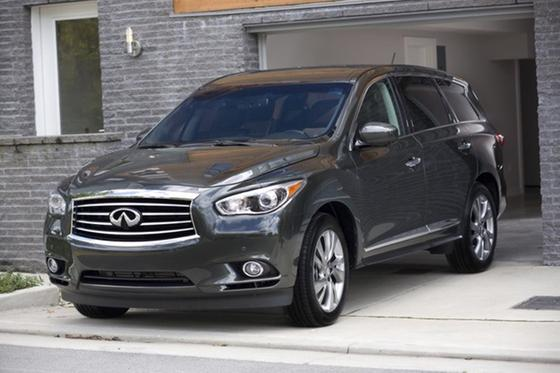 2014 Infiniti QX60 :2 car images available