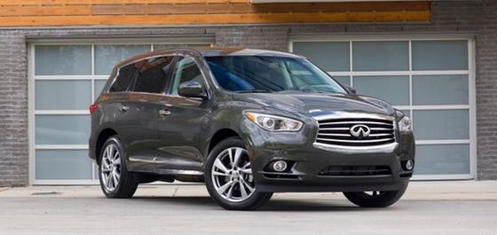 2014 Infiniti QX60 :3 car images available