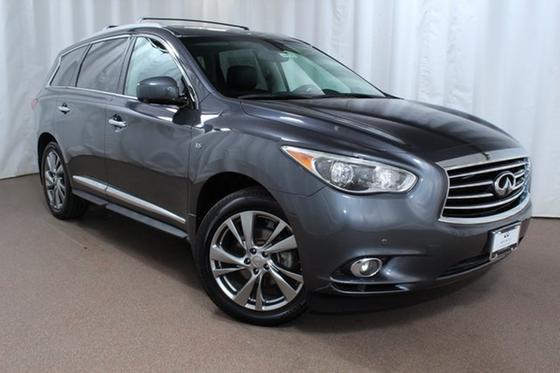 2014 Infiniti QX60 :24 car images available