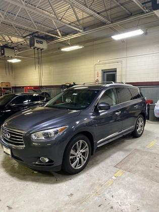 2014 Infiniti QX60 :12 car images available