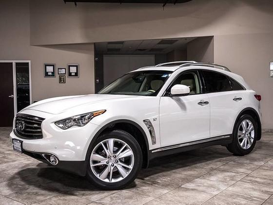 2014 Infiniti QX70 :24 car images available