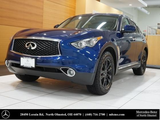 2017 Infiniti QX70 :24 car images available