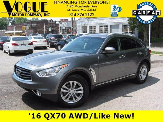 2016 Infiniti QX70 :24 car images available