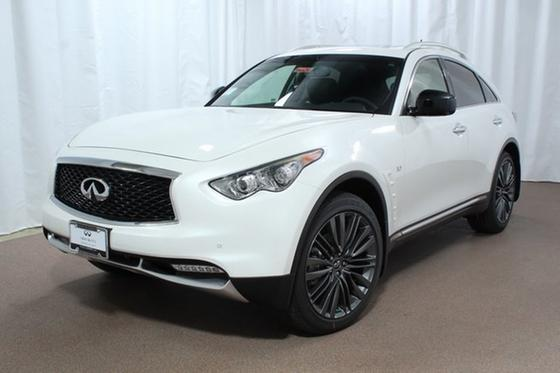 2017 Infiniti QX70 Limited:22 car images available