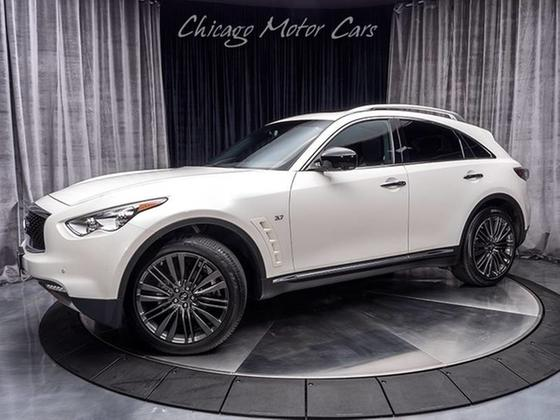 2017 Infiniti QX70 Limited:24 car images available