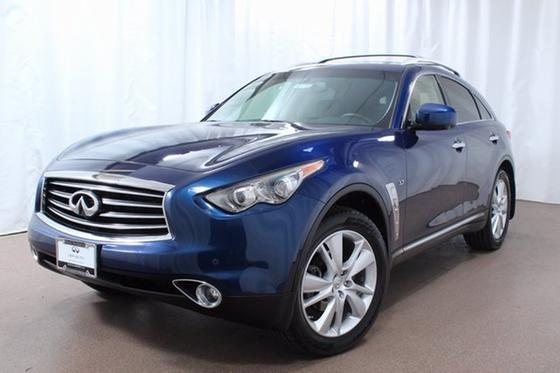 2015 Infiniti QX70 Touring:23 car images available