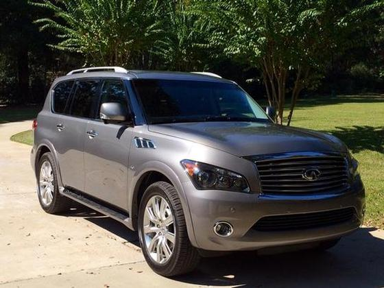 2014 Infiniti QX80 :2 car images available