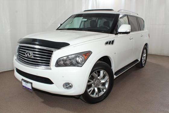 2014 Infiniti QX80 :20 car images available