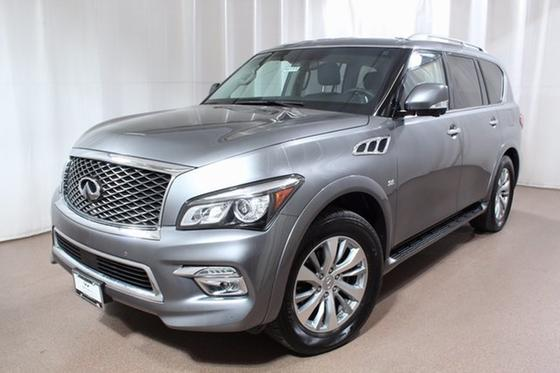 2016 Infiniti QX80 :21 car images available