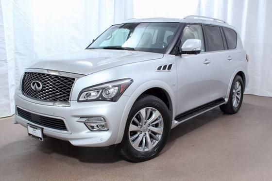 2016 Infiniti QX80 :23 car images available