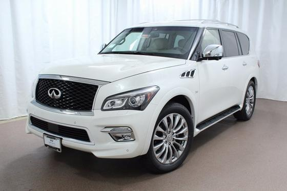 2017 Infiniti QX80 :22 car images available