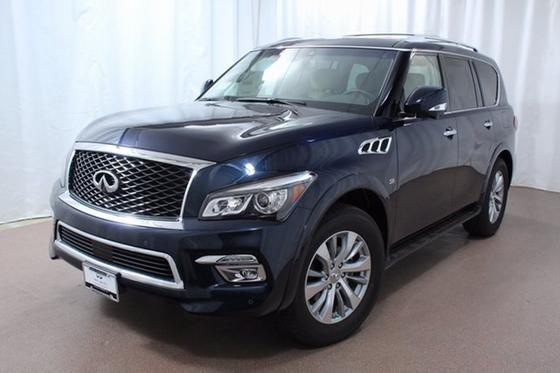 2017 Infiniti QX80 :23 car images available
