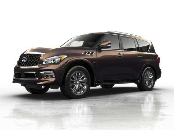 2017 Infiniti QX80 :2 car images available