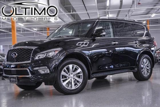 2016 Infiniti QX80 :24 car images available