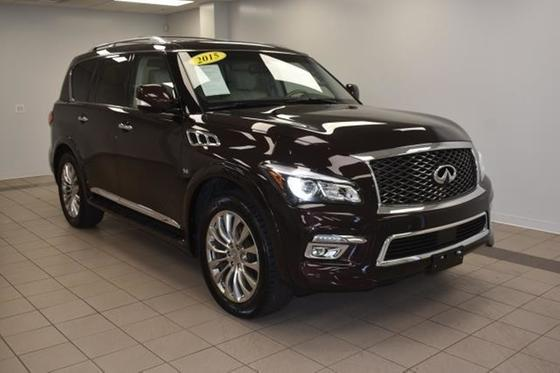 2015 Infiniti QX80 :20 car images available