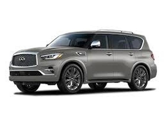 2018 Infiniti QX80 :2 car images available