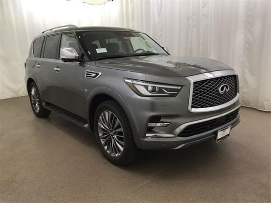 2019 Infiniti QX80 :24 car images available