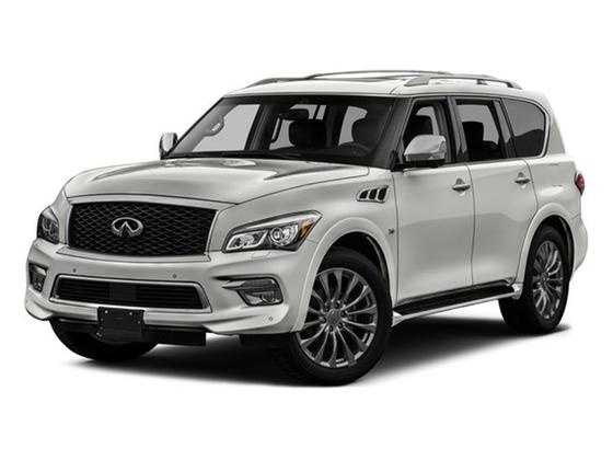 2017 Infiniti QX80  : Car has generic photo