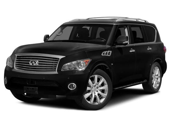 2014 Infiniti QX80  : Car has generic photo