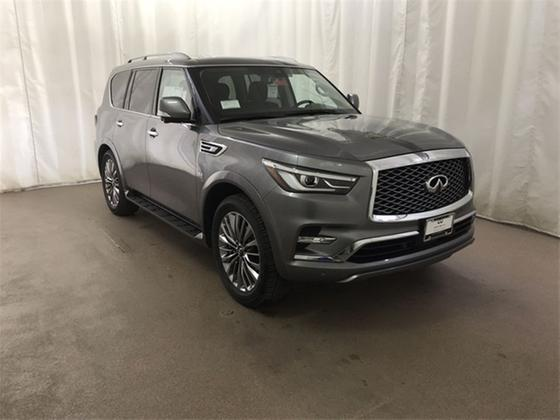 2020 Infiniti QX80 :24 car images available