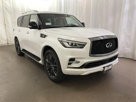 2021 Infiniti QX80 :19 car images available