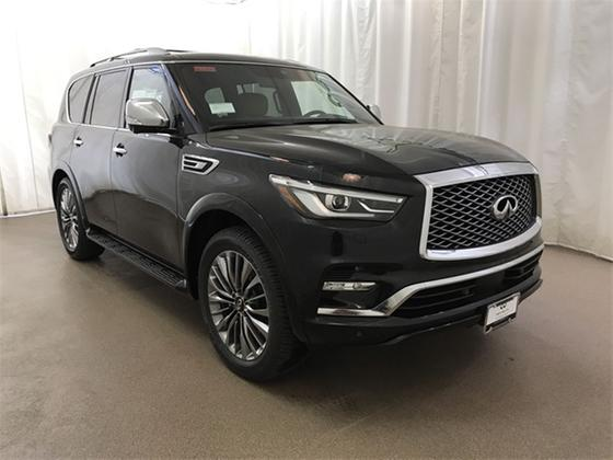 2021 Infiniti QX80 :20 car images available
